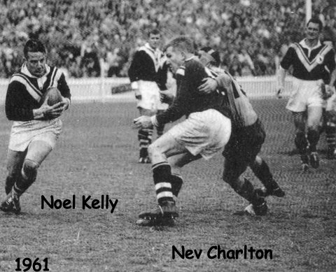 Nev Charlton RIP Ned and Boxhead SCG