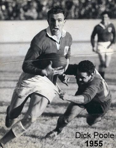 Dick Poole 1955