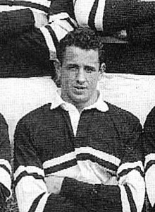 Bernie Kelly 1958 GF team photo