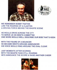 Bob Paxton Poem