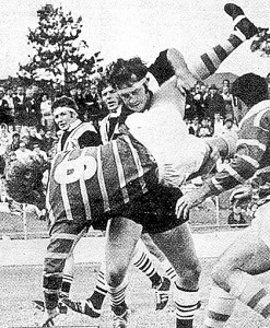 John Elford Big Tackle
