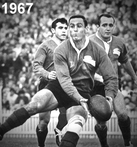 Ivan and DP and Jim Lisle 1967.