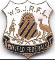 Enfield Feds Badge