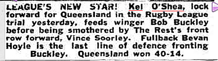 Kel QLD new Star