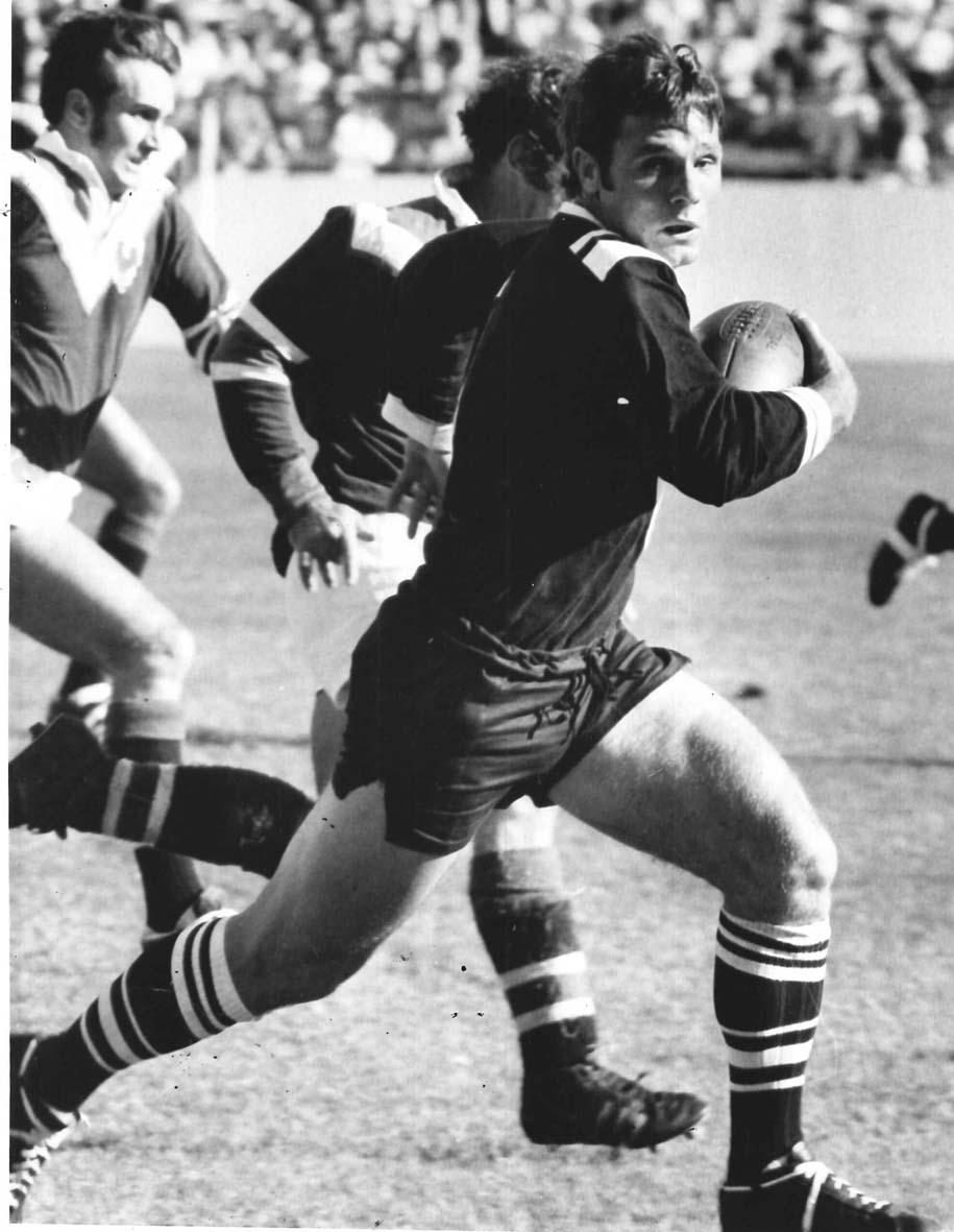 1968 Roy Ferguson