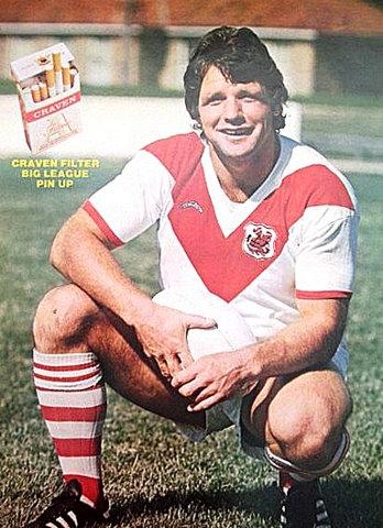 Roy Ferguson St G poster