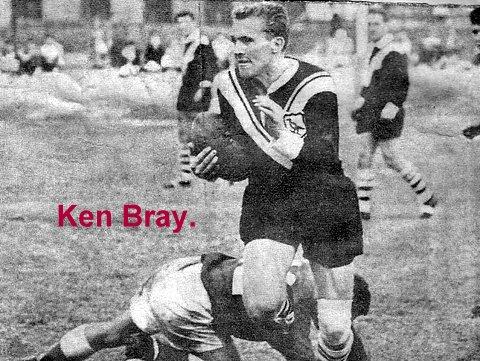 1966 Ken Bray 1966 on the run
