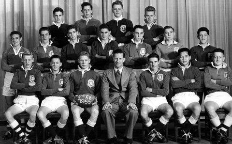 1955 FSB 3rd xv age 15