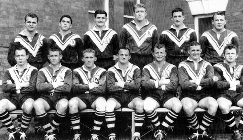 1962 Wests GF team photo