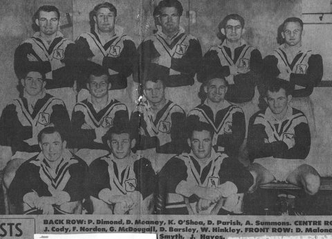 1962 Wests pic v Newtown