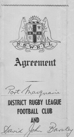 1964 agreement with Port sharks