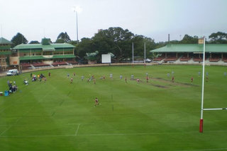 north Syd Oval