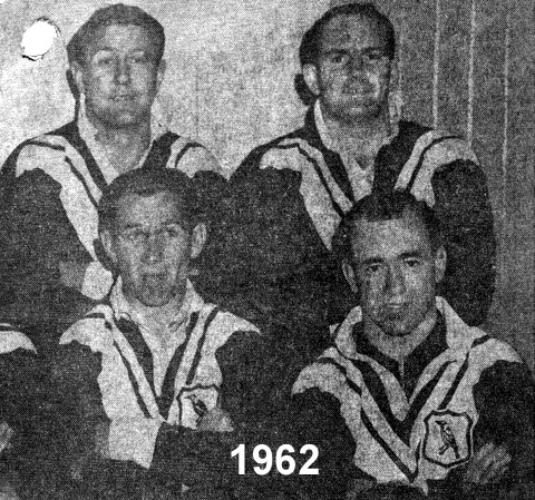 1962 b hendo in Wests team photo