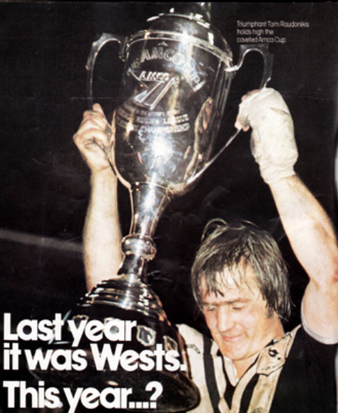 1977 Amco Cup and Tommy