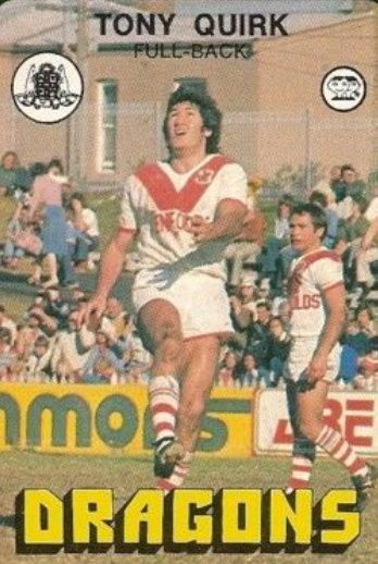 1981 Tony Quirk