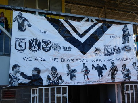 wests banner