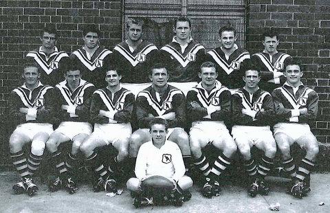 1961 3rd grade photo