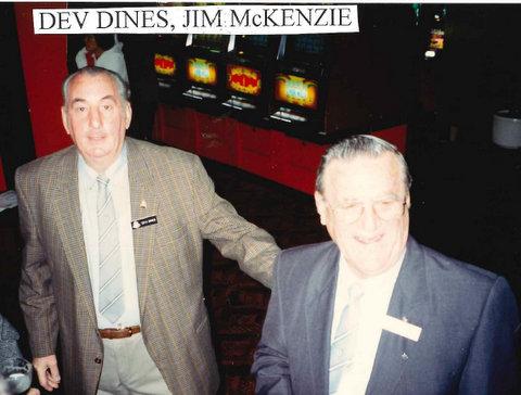 Jim McKenize 194 PPM runion