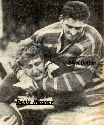 Dennis Meaney and Noel Dolton