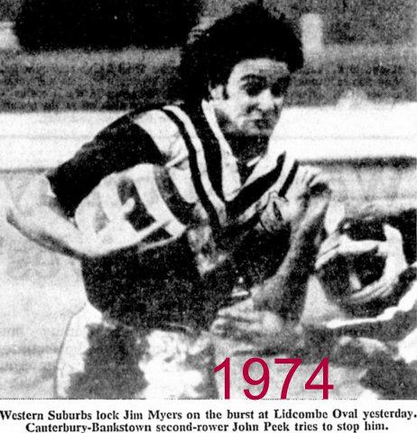 Jamie Myers 1974.