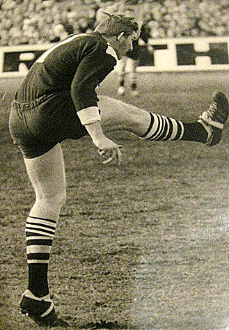 tony ford kicking