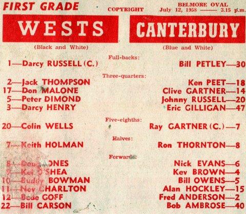 1950 colin wells