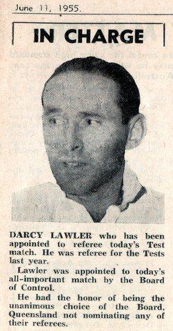 1955 darcy lawler
