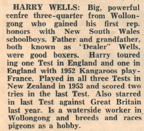 1955 story on harry