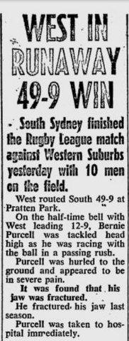 1957 wests