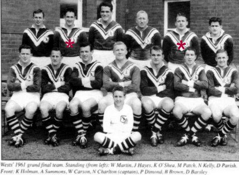 1961 GF team.