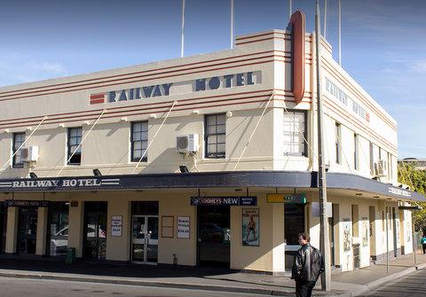 lidcombe railway hotel