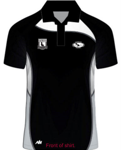 PPN shirt front.