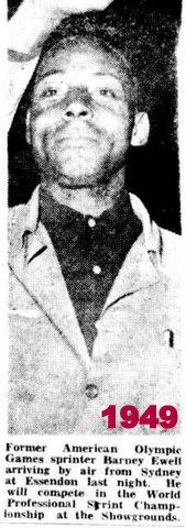 Barney Ewell