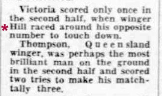 Vic V QLD 1950 2