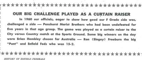 1960 feds result