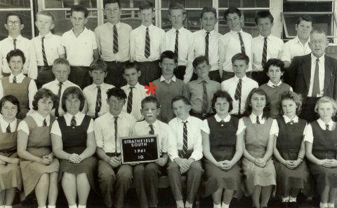 1961 class photo