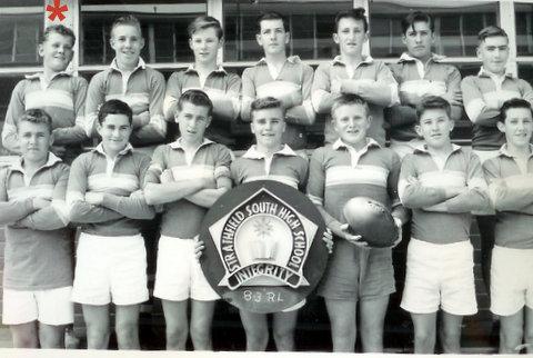 1962 SS high school