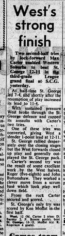 1958 3 grade paper