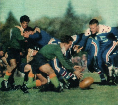 canberra game