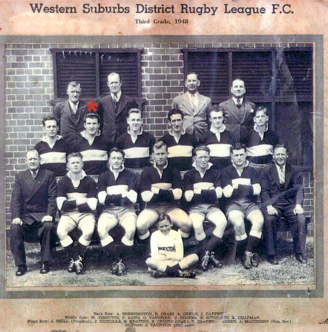 1948 3rd grade photo