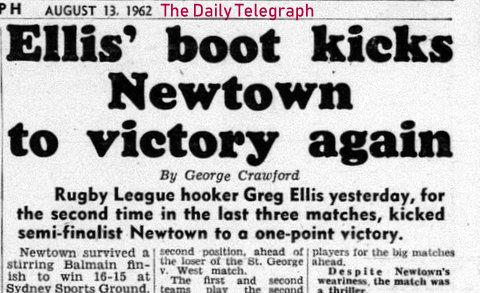 1962 tele game report 1
