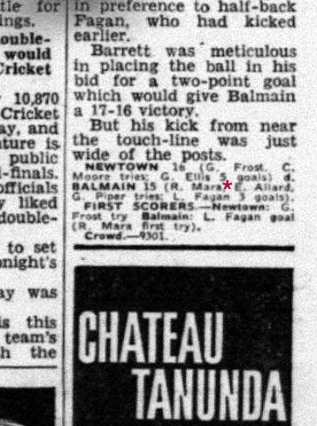 1962 tele game report 2
