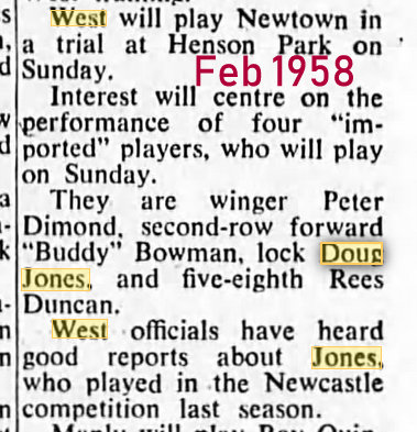 1958 feb story preseason smh 4 new importes