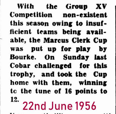 1956 bourke 7