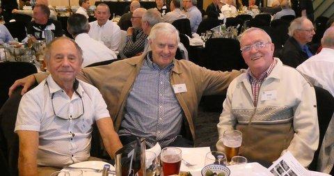bill king, don williams and john craig