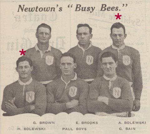 bolewski bros 1920