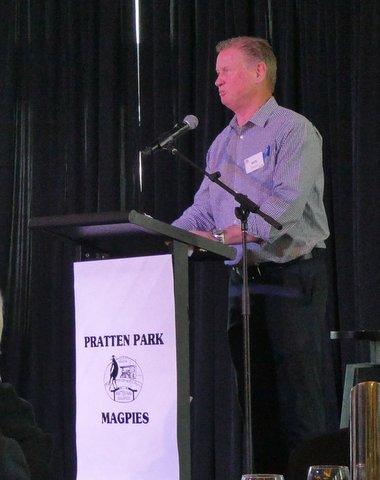 mick pinkington speaking