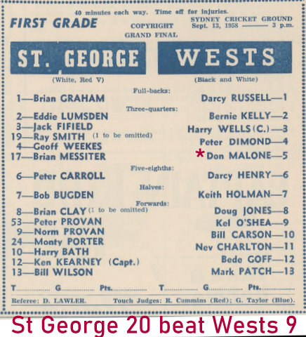 1958 gf program