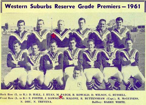 1961 GF team photo