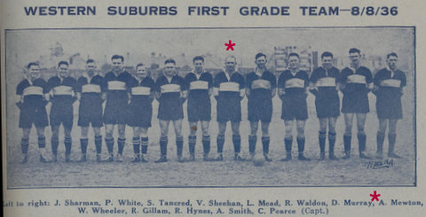 1936 wests 1st grade team photo